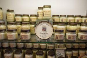 Sugar Loaf Scented Candles - Treasures Under Sugar Loaf - Antiques, Collectible, Crafts - Winona, MN