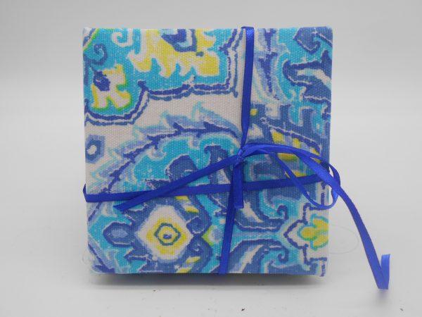 coaster-aqua-abstract-cms-treasures-under-sugar-loaf-winona-minnesota-antiques-collectibles-crafts
