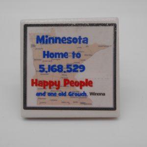 ceramic-home-to-happy-magnet-dj-treasures-under-sugar-loaf-winona-minnesota-antiques-collectibles-crafts