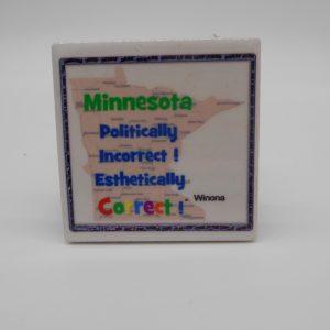 ceramic-politically-incorrect-magnet-dj-treasures-under-sugar-loaf-winona-minnesota-antiques-collectibles-crafts