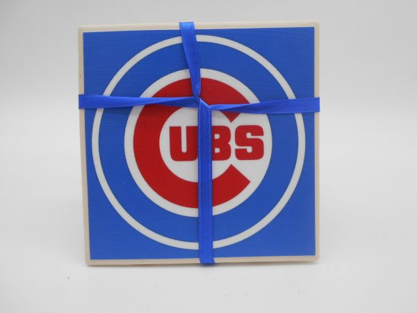 coaster-chicago-cubs-logo-cms-treasures-under-sugar-loaf-winona-minnesota-antiques-collectibles-crafts
