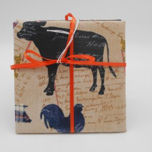 coaster-cow-and-rooster-cms-treasures-under-sugar-loaf-winona-minnesota-antiques-collectibles-crafts