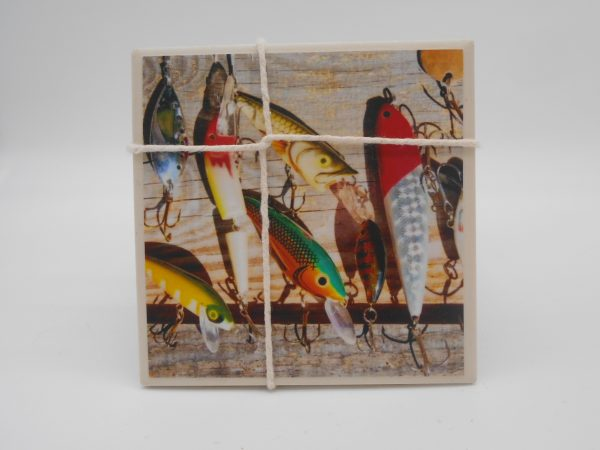 coaster-fishing-lures-cms-treasures-under-sugar-loaf-winona-minnesota-antiques-collectibles-crafts