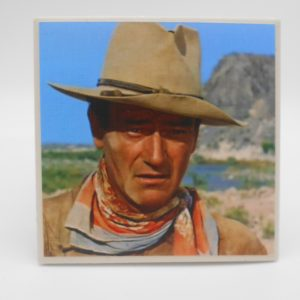 coaster-john-wayne-light-hat-cms-treasures-under-sugar-loaf-winona-minnesota-antiques-collectibles-crafts
