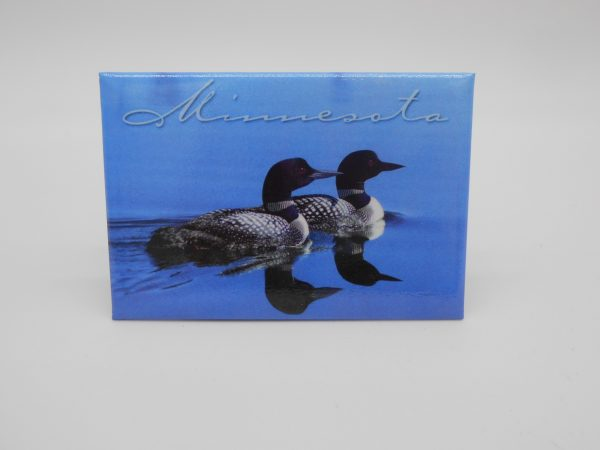 rectangular-loons-magnet-dj-treasures-under-sugar-loaf-winona-minnesota-antiques-collectibles-crafts