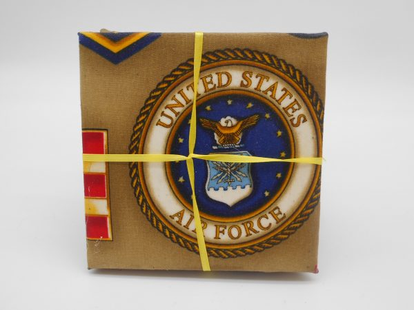 coaster-us-air-force-cms-treasures-under-sugar-loaf-winona-minnesota-antiques-collectibles-crafts