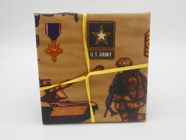 coaster-us-army-infantry-cms-treasures-under-sugar-loaf-winona-minnesota-antiques-collectibles-crafts