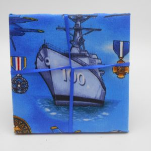 coaster-us-navy-ship-cms-treasures-under-sugar-loaf-winona-minnesota-antiques-collectibles-crafts