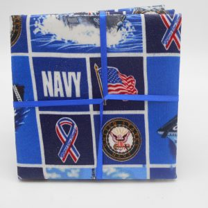 coaster-us-navy-with-flag-cms-treasures-under-sugar-loaf-winona-minnesota-antiques-collectibles-crafts