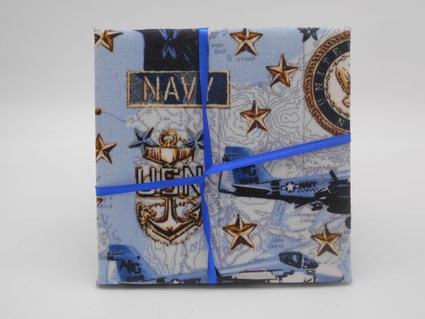 coaster-us-navy-with-stars-cms-treasures-under-sugar-loaf-winona-minnesota-antiques-collectibles-crafts