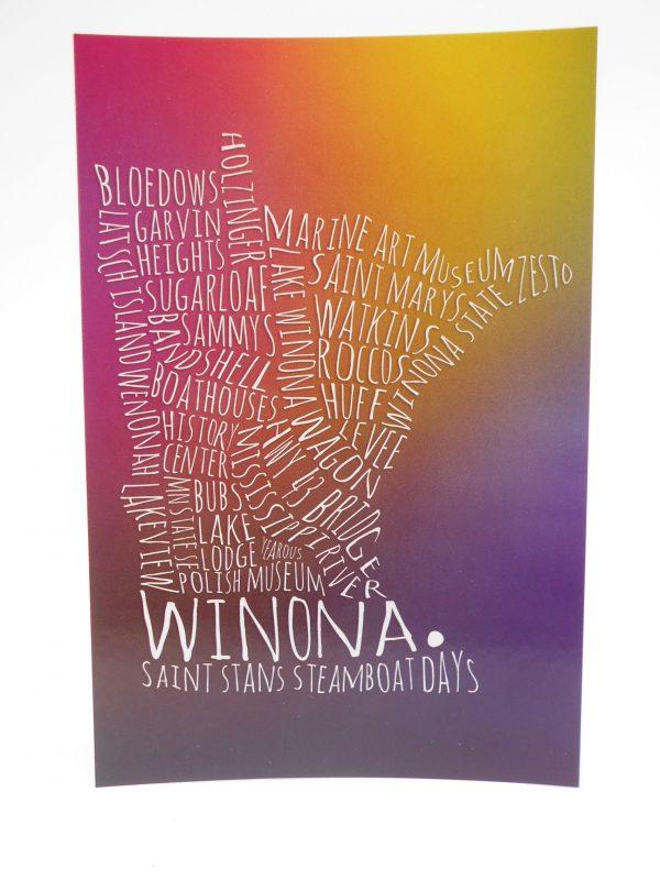 winona-postcard-locations-landmarks-dj-treasures-under-sugar-loaf-winona-minnesota-antiques-collectibles-crafts