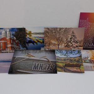 winona-postcards-all-dj-treasures-under-sugar-loaf-winona-minnesota-antiques-collectibles-crafts