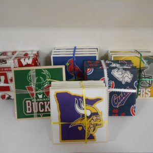 coasters-sports-cms-treasures-under-sugar-loaf-winona-minnesota-antiques-collectibles-crafts