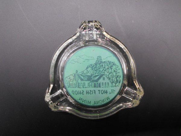 hot-fish-shop-winona-ashtray-3-dj-treasures-under-sugar-loaf-winona-minnesota-antiques-collectibles-crafts