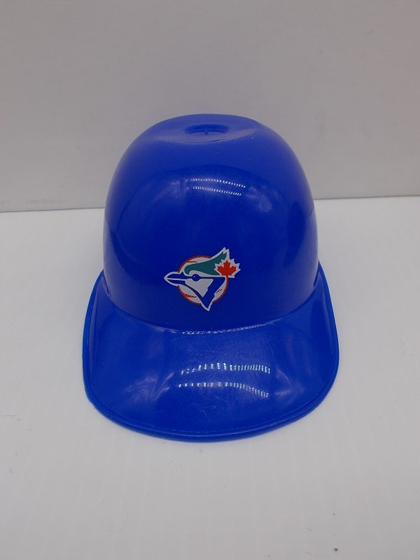 toronto-blue-jays-helmet-dj-treasures-under-sugar-loaf-winona-minnesota-antiques-collectibles-crafts