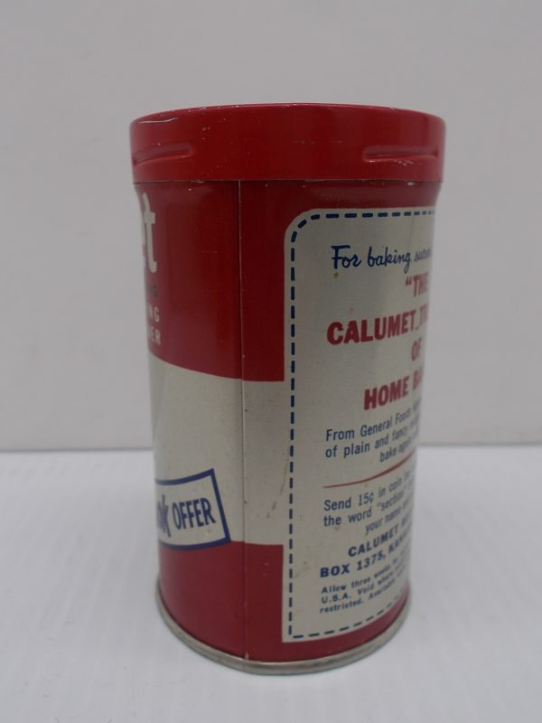 calumet-tin-recipe-book-2-dj-treasures-under-sugar-loaf-winona-minnesota-antiques-collectibles-crafts