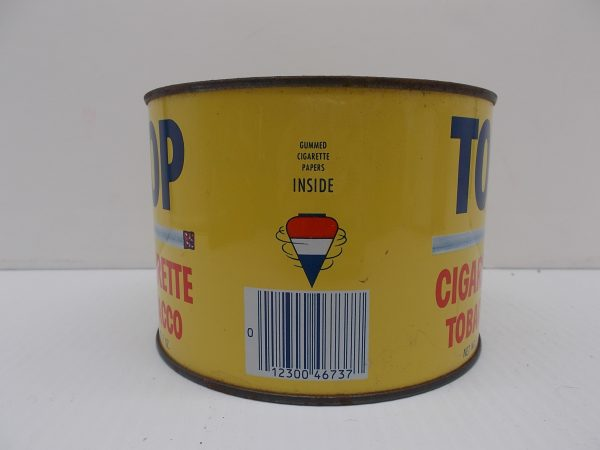 top-cigarette-tobacco-tin-2-dj-treasures-under-sugar-loaf-winona-minnesota-antiques-collectibles-crafts