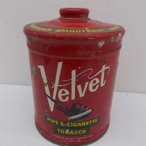 velvet-tobacco-tin-1-dj-treasures-under-sugar-loaf-winona-minnesota-antiques-collectibles-crafts